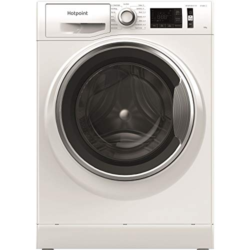 Hotpoint NM11 1044 WC A UK N Freestanding Washing Machine 10KG 1400RPM White
