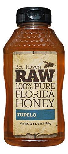 Bee-Haven Honey Farm Raw 100% Pure Tupelo Honey