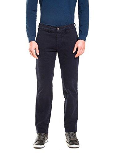 Carrera Jeans - Chino per Uomo, Tinta Unita, Tessuto Gabardina IT 52