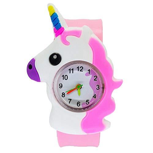 Kinder schauen zu Mode Cooles Pferd Babyuhr Für Kinder Mädchen Digitaluhren Kinder Jungen Quarz Armbanduhr