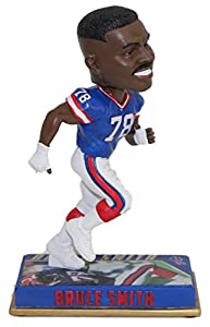 "NFL Football Retired Player 8"" Bobble Head Figures"