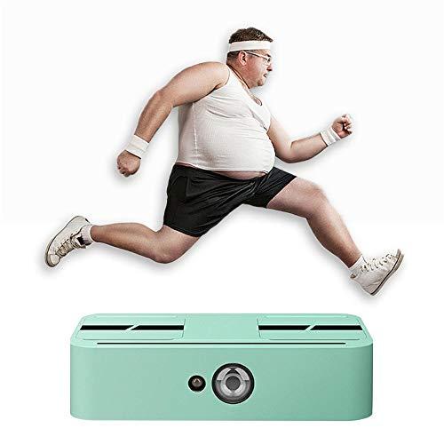 ZNN Mini Cinta de Correr Bluetooth WiFi Cinta de Correr eléctrica portátil- Inicio Pérdida de Peso Equipo de Fitness Ejercicio Running Track Machine