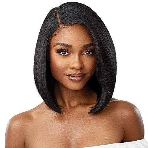Outre Lace Front Wig Perfect Hair Line 13X4 JENISSE (DRCHOCRM)