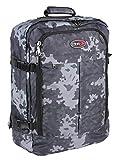 CABIN GO 5540 Zaino bagaglio a mano/cabina da viaggio leggero, Valigia Borsa da cabina 55x40x20 cm...