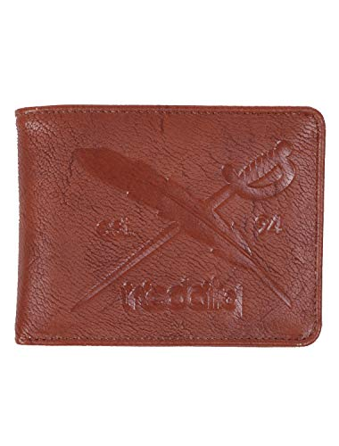 IRIEDAILY Flag 2 Punch Wallet [chocolate]