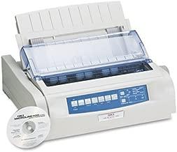 OKI62418901 - Oki Microline 490 24-Pin Dot Matrix Printer