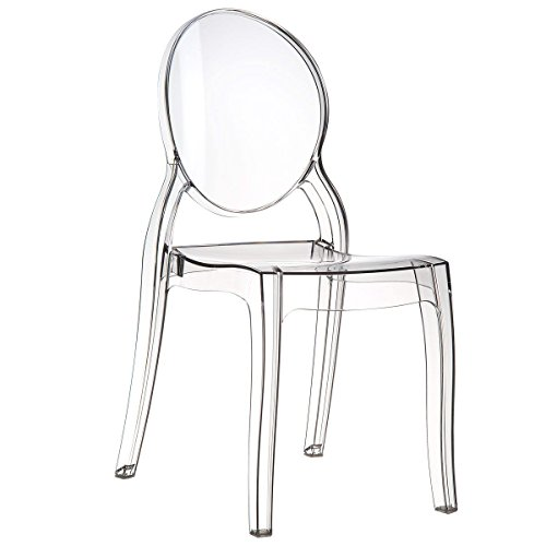 Fashion Commerce - Silla de policarbonato
