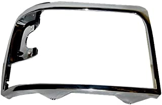 OE Replacement Ford Passenger Side Headlight Door (Partslink Number FO2513131V)