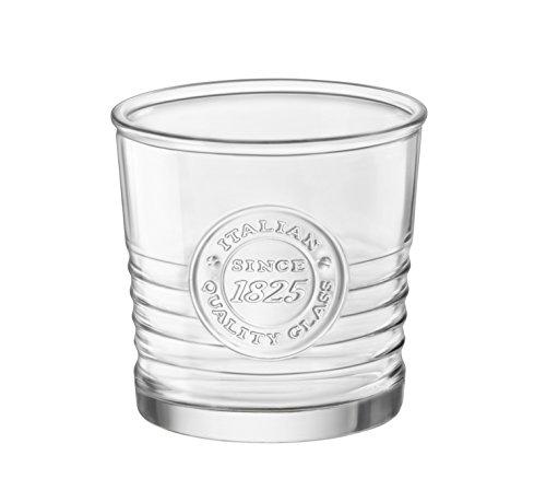 Bormioli whiskyglas Office 30 cl, 10 oz, Ø ca. 8,5 cm, tumbler, cognacglas, roomglas, gedistilleerde drank