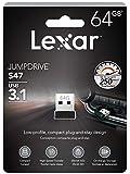 Lexar JUMPDRIVE S47 64GB USB 3.1 Black