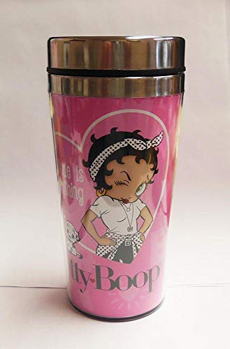 Betty Boop Thermos with a Attitude