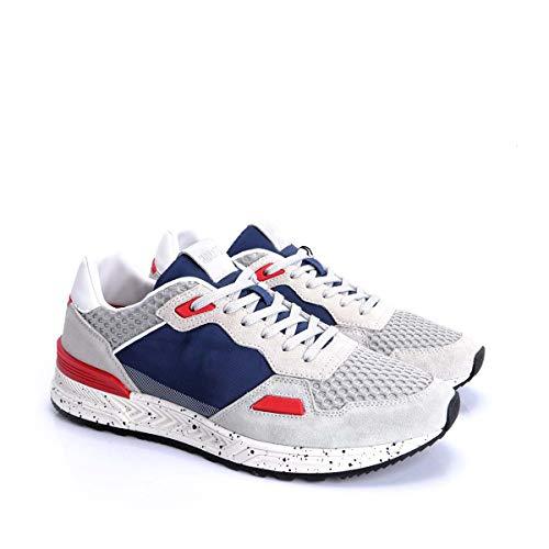 Antony Morato , Herren Sneaker Grau grau, Grau - grau - Größe: 43 EU