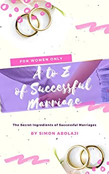Book cover image for A to Z of Successful Marriage