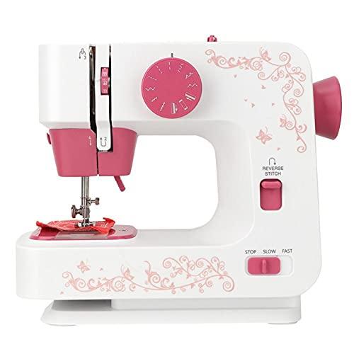 Diseño de interruptor doble Máquina de coser para el hogar con menos ruido Máquina de coser con garantía de seguridad doble para el hogar(#1)