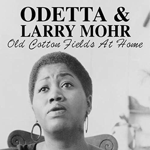 Odetta & Larry Mohr