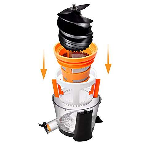 Gotie GSJ-A400 Filtro para licuadora, Libre de BPA, negro: Amazon ...