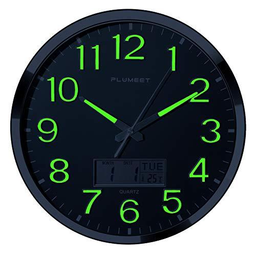 Reloj Digital De Pared marca Plumeet