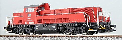 ESU 31252 Diesellok, 265 004, DB, rot, Sound und Rauch