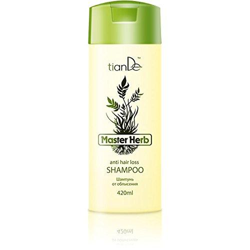 Champú anticaída del cabello, TIANDE 21310, 420 ml