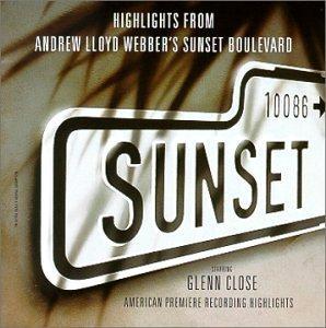 Highlights From Andrew Lloyd Webber's Sunset Boulevard (1994 Los Angeles Cast) Cast Recording Edition (1995) Audio CD