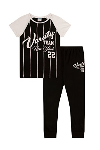 Pijama para niña de 9 a 16 años American College New York Varsity Team