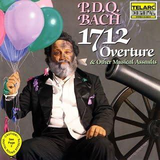 P.D.Q.バッハ:1712年