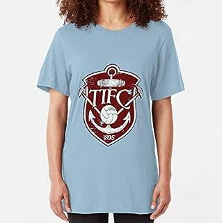 Thames Ironworks FC West Ham United Vintage Slim Fit TShirt, Unisex Hoodie, Sweatshirt For Mens Womens Ladies Kids