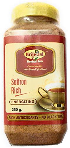 Brijwasi Herbal Tea for Immunity Classic Infusion 250g – Caffeine Free (For 250 Cups x 150 ml)