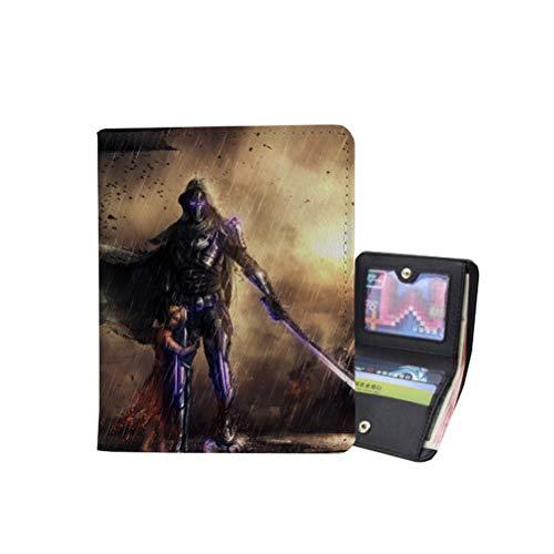 Destiny 2 Classic Casual Wallet Monedero de Moda Exquisito Monedero Monedero Unisex Mujeres y Hombres Monedero Monedero Monedero Monedero Unisex