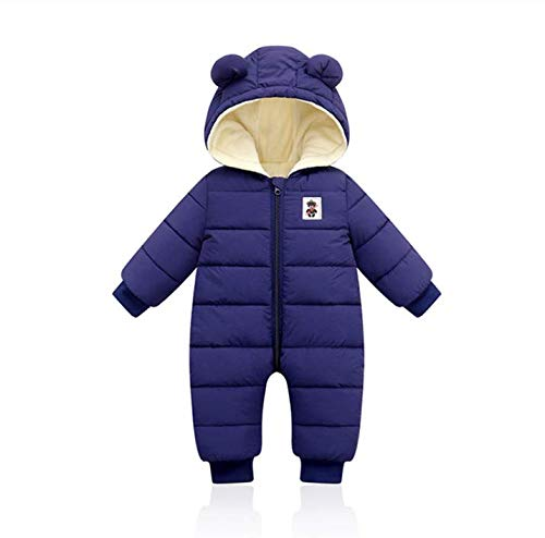AceAcr Unisex Baby Hooded Winter Sn…