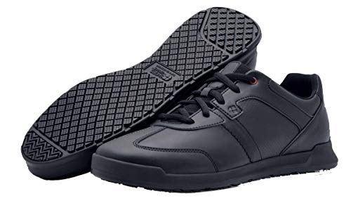 Shoes for Crews 38140-47/12 FREESTYLE II Herren Schuhe, Größe 12, Schwarz