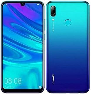 HUAWEI Dubai-L41B Y7 Prime 2019 Dual SIM Smartphone, 64GB, 3GB RAM, Aurora Blue