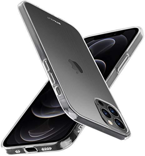 StilGut Cover kompatibel mit iPhone 12 und iPhone 12 Pro (6.1