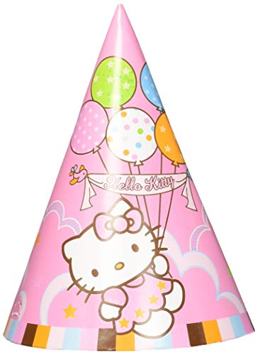 Amscan Party Hats | Hello Kitty Collection | Party Accessory