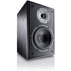 Magnat Monitor Supreme 202 Schwarz B Tech Bt77 Ultragrip Protm Wandhalterung Für Lautsprecher Bis 25kg 55lbs Neig Und Schwenkbar Schwarz Paar Audio Hifi