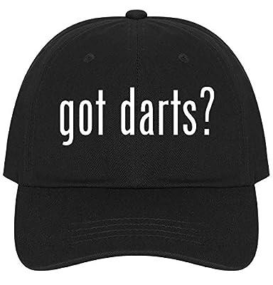 got Darts? - Ultra Soft Dad Hat Baseball Cap, Black, One Size by