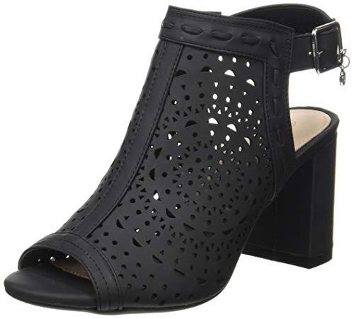 XTI 35173.0, Zapatos de tacón con Punta Abierta Mujer