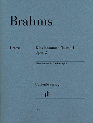 Klaviersonate fis-moll op. 2