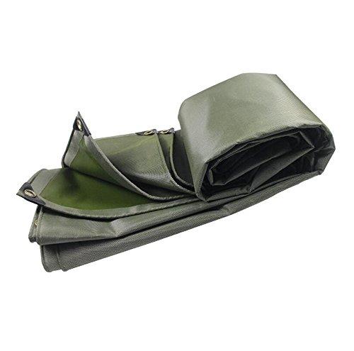 ZZYE Lona Cubiertas de la lámina de la lona de servicio pesado Cubierta de la lluvia del techo del techo de la techo de la techo de la techo de la cubierta del techo de la techo de la techo de la tech