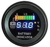 3G Digital Charge Meter for EZGO RXV Golf Carts 2008+