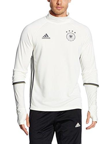 adidas Herren Trikot Uefa Euro 2016 Dfb Training, Off White, S