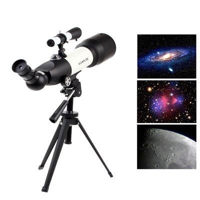 YANGJIAN F350 x D70 Astronomical Telescopes (Maximale Länge: 500 mm, maximale Höhe des Stents: 400 mm) (Color : Color1)