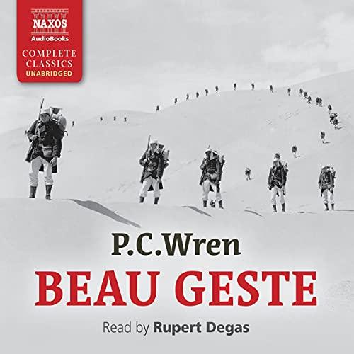 Beau Geste cover art