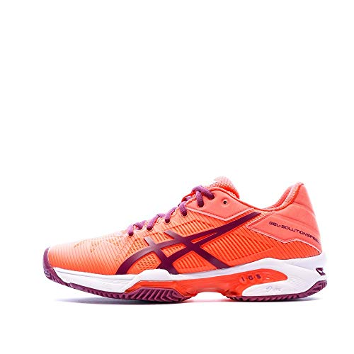 Asics Gel-Solution Speed 3 Clay, Zapatillas de Tenis para...