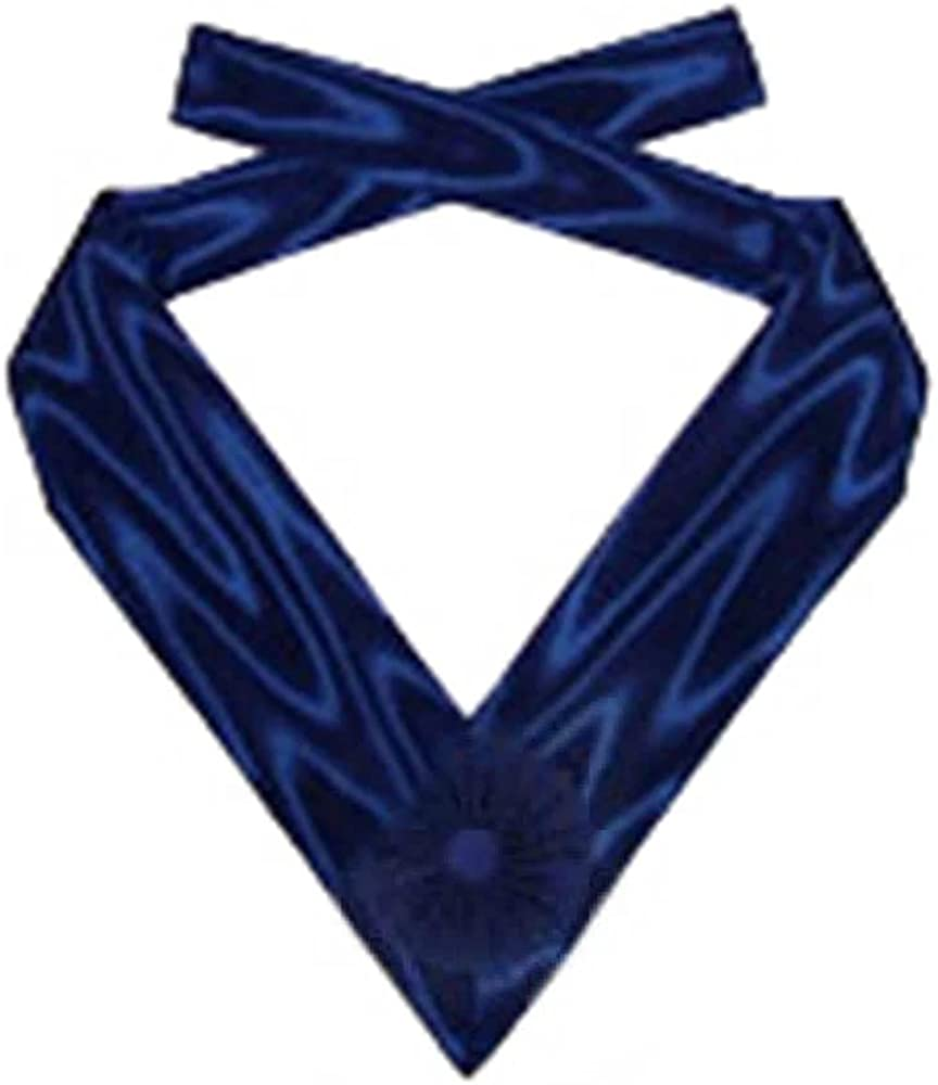 Order Of The Secret Monitor - Provincial - Past Rank Collarette with Rosette