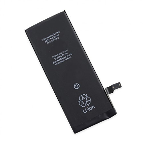 Best Shopper - Rechargeable Replacement Li-ion Polymer Battery Compatible with iPhone 7 Plus 5.5 Inch - 1810mAh Capacity