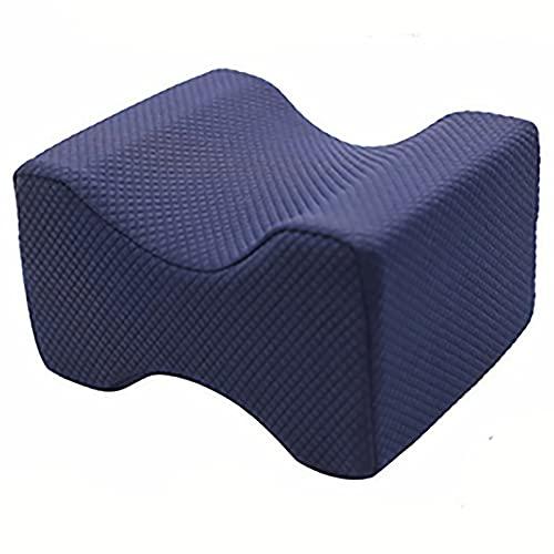 Almohada de la pierna de espuma de memoria personalizada, soporte de pierna pequeña almohada, almohada de dormir lateral, cortadoras de piernas, soporte de pie, soporte de rodilla, almohada de piernas
