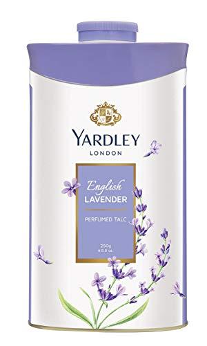 Yardley London - English Lavender Perfumed Talc for Women, 250g