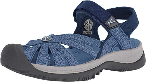 KEEN Rose Sandale Women Größe UK 4,5 Opal/Provincial Blue