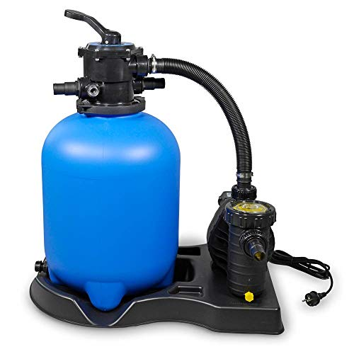 Sandfilteranlage PoolsBest BL Ø 300mm mit Aqua Plus 4 m³/h
